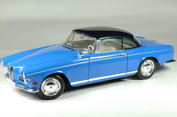 BMW 503 coupe - blue