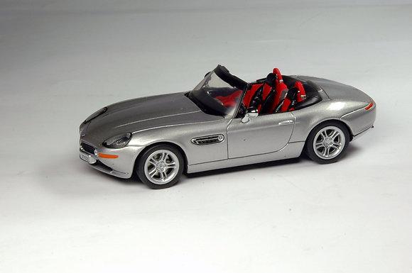 BMW Z8 1:43 TITANIUM SILVER