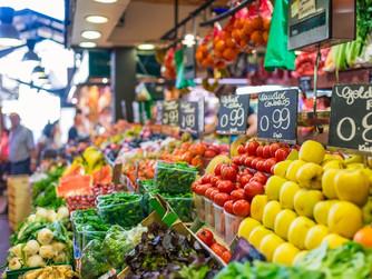 Os Incríveis Benefícios de Comer Alimentos da Safra