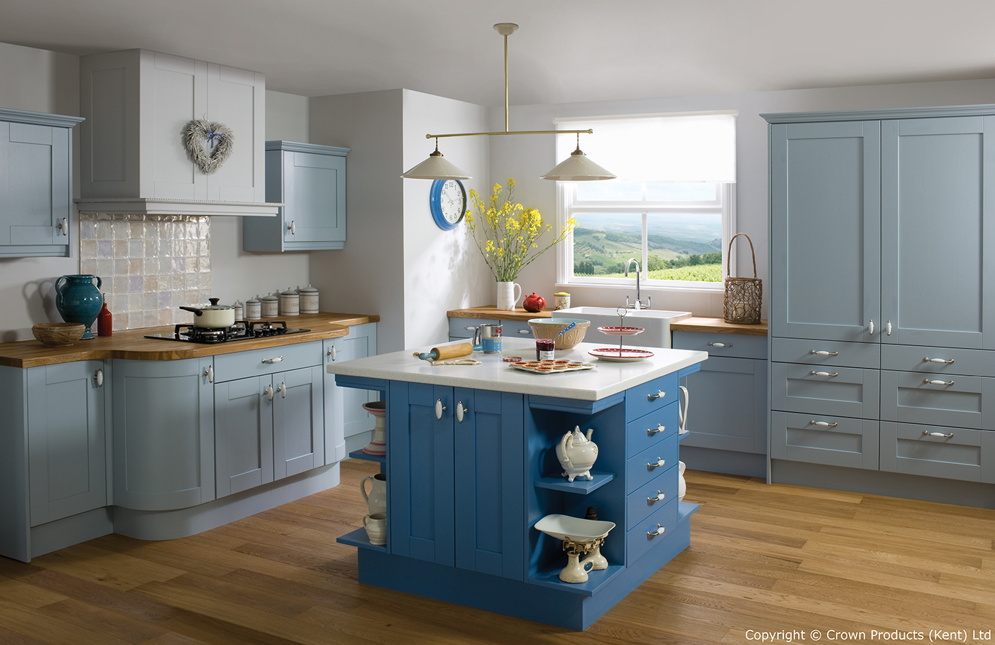 Midsomer Blue