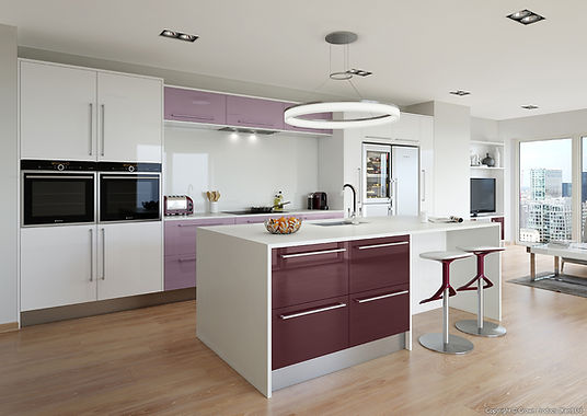 kitchen showroom cambridgeshire