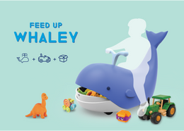 Feed Up Whaley