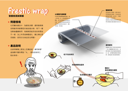 Frestic wrap