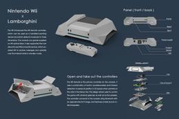 Wii x Lamborghini