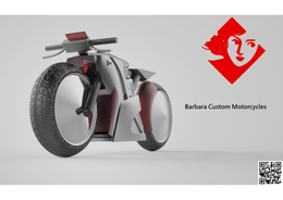 Barbara Custom Motocycle