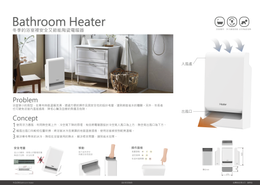 Bathroom Heater