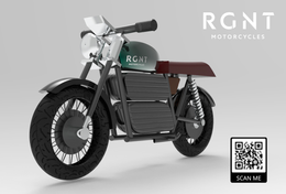 RGNT  Electric Motorcycle
