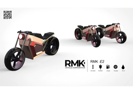 RMK E2 Electronic Motorcycle