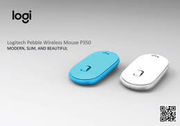 Logitech Pebble Wireless Mouse P350