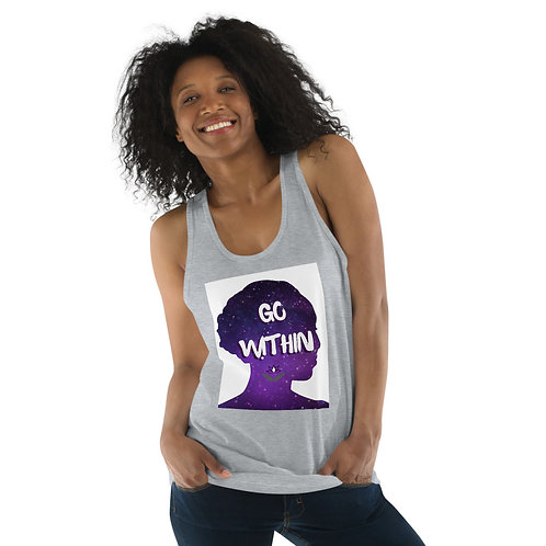 Go Within Classic tank top (unisex)