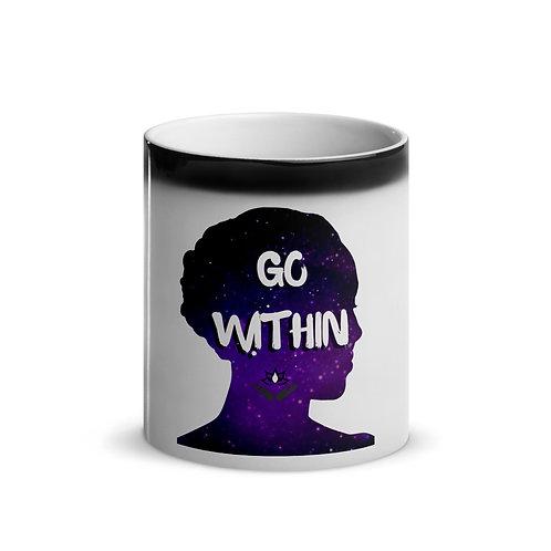 Go Within Glossy Magic Mug