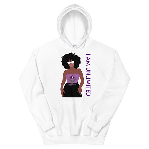 I Am Unlimited (Woman) Hoodie
