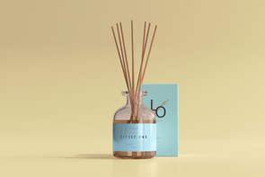Product box packaging for incense