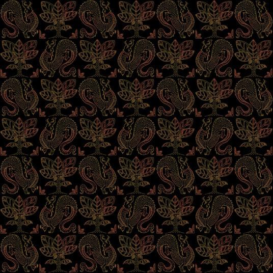 Medieval Block Pattern