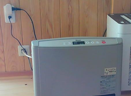 暖房器具は何を使う?