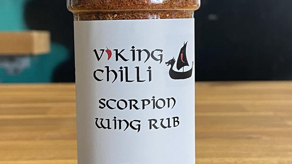 Scorpion Wing Rub