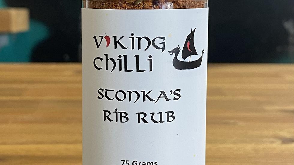 Stonka's Rib Rub