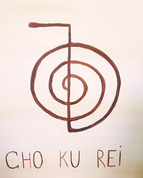 Cho Ku Rei Reiki Symbol