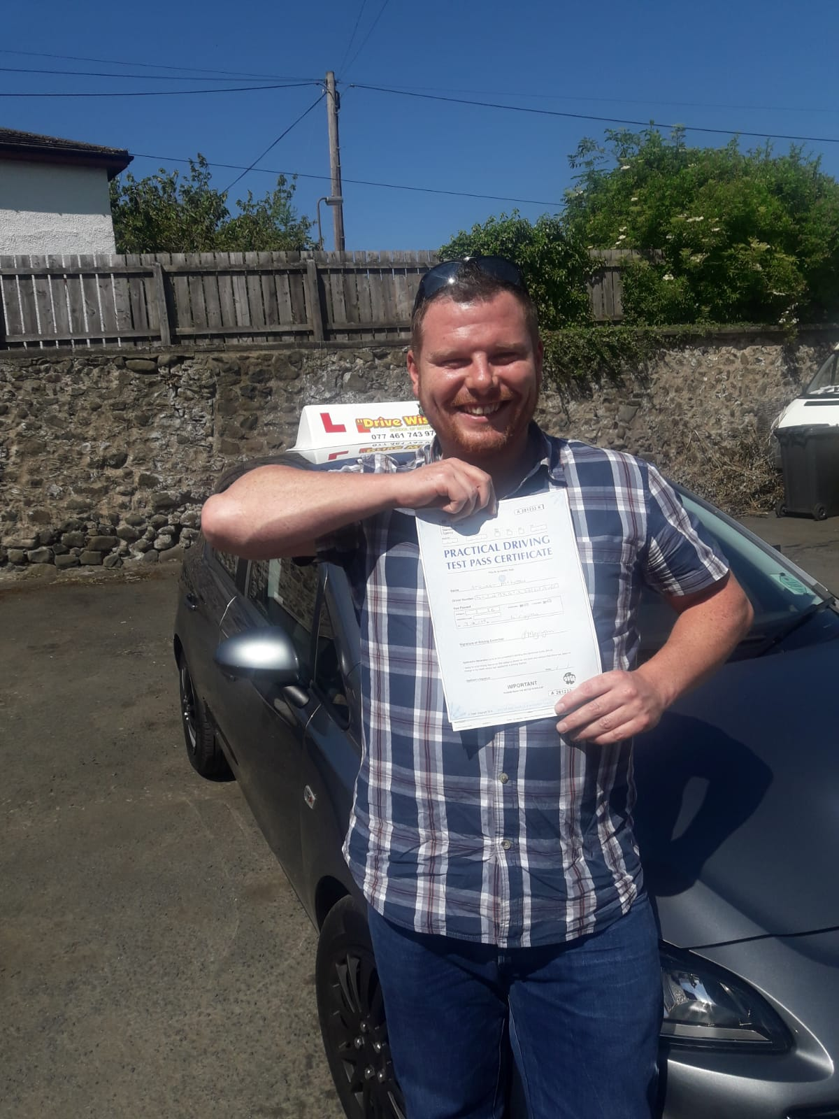 Stewart McIntosh.  Passed Using OWD.