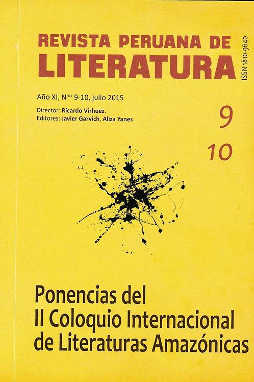 Revista Peruana de Literatura