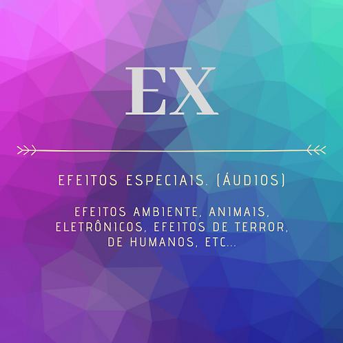 Cd Efeitos Sonoros/especiais P/ Radios, Podcasts, Gravações