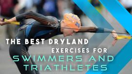 Dryland swim exersises