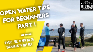Where and when to go open water swimming