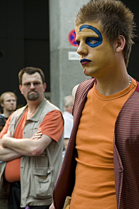 Zinneke Parade Brussels