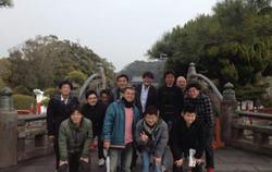 研修旅行2014 1