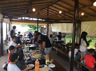 2019/08/17(土)18(日)青年部家族会