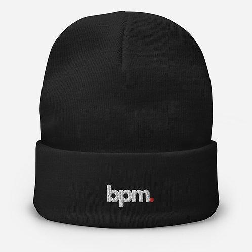 The Classic BPM Beanie