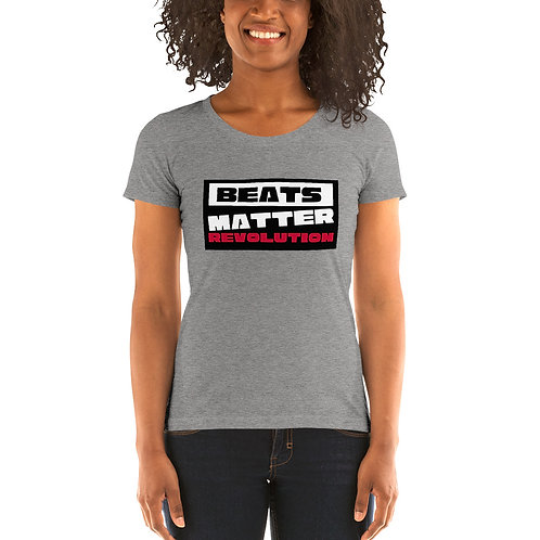 Beats Matter Ladies' T-shirt