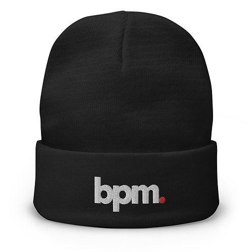 The Classic BPM Beanie