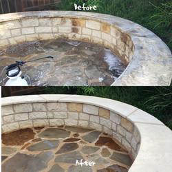 Limestone Clean up