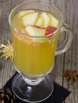 Apfelsaft naturtrüb 1 Liter