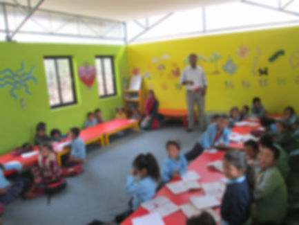 The youngest class in Thakani.JPG