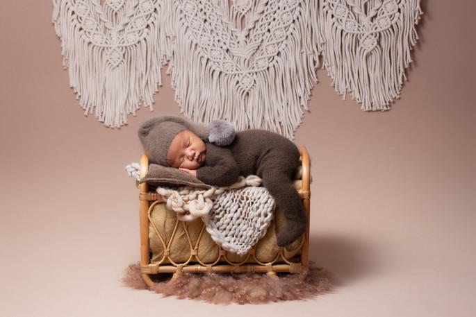 Newborn Baby Boho