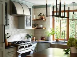 Kitchen in Brighton, Massachusetts