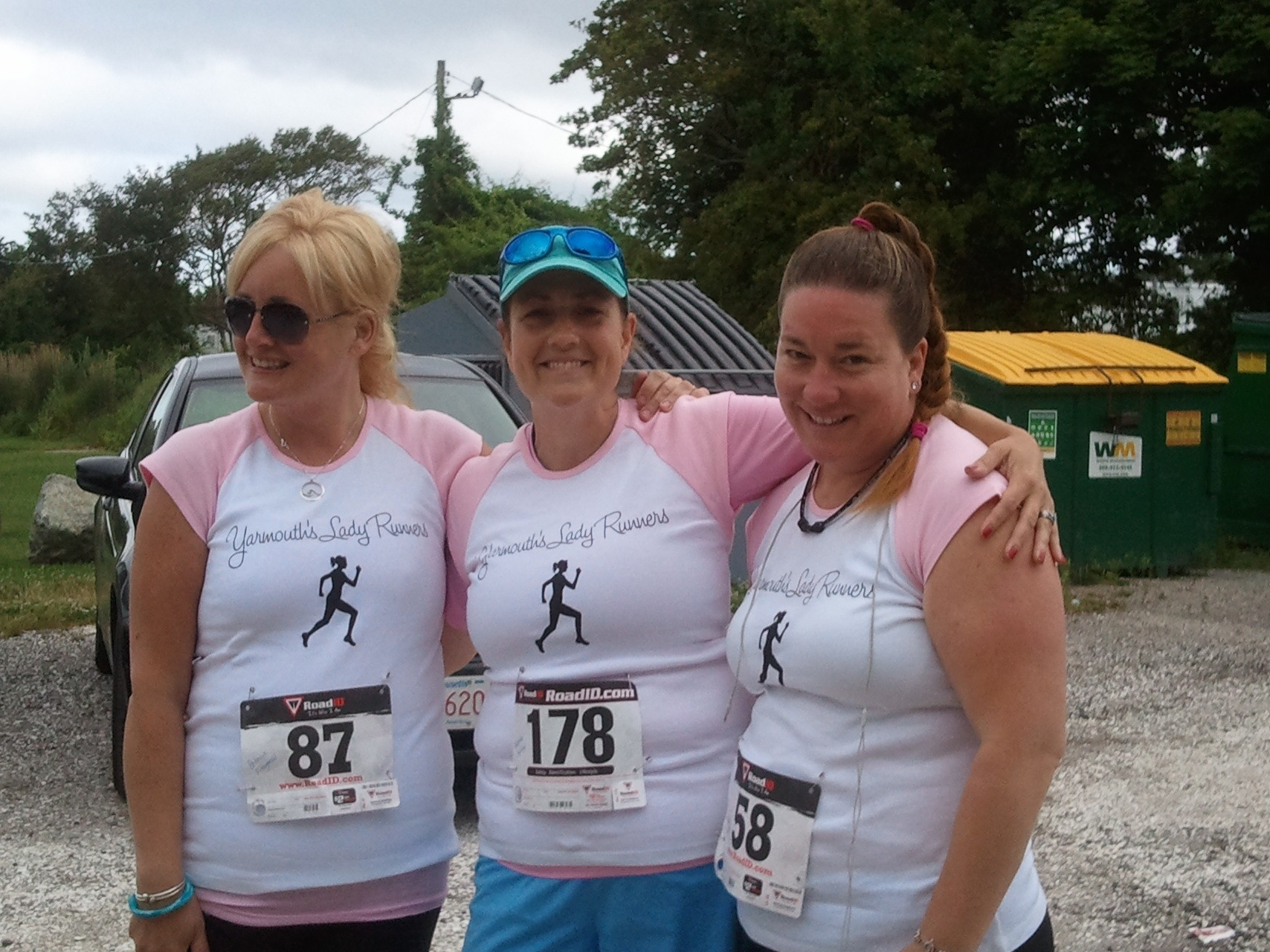 C25K Trish, Martha, Krista