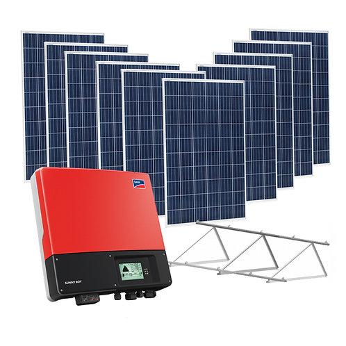 Kit Medio 4.6 kWp