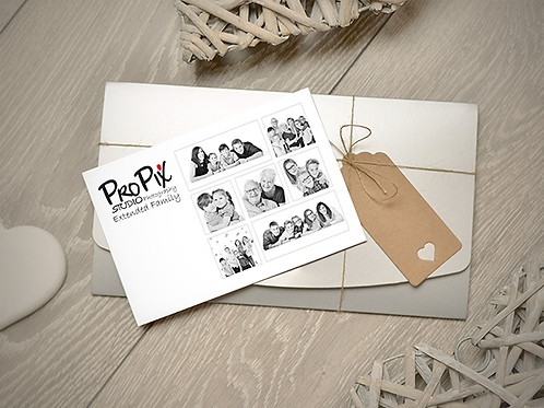 Extended Family Photography Session Gift Voucher