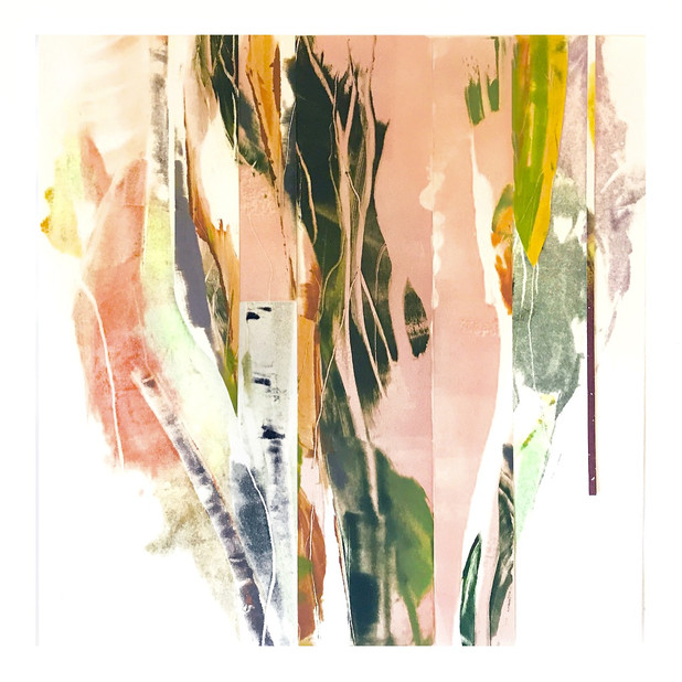 "Coronoa Collage 12, 10""x10"""