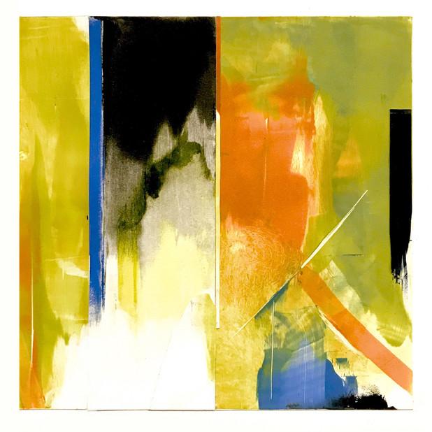 "Coronoa Collage 1, 10""x10"""
