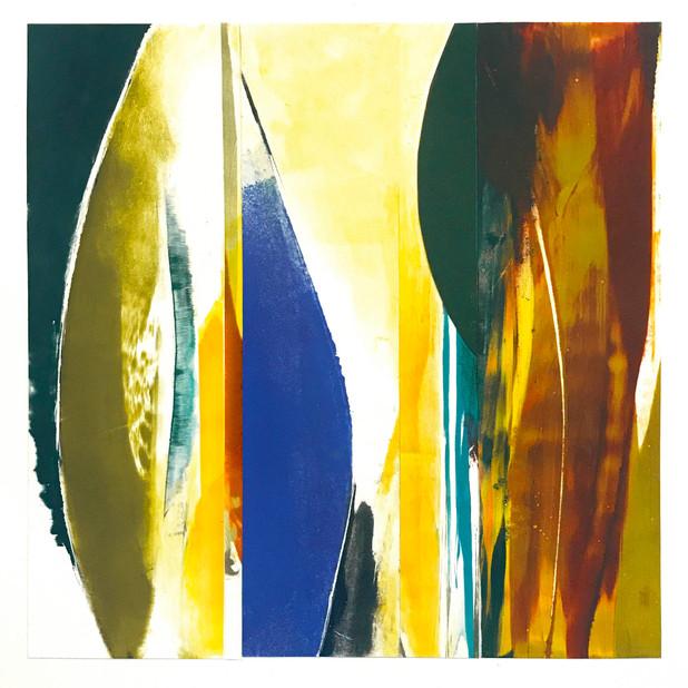 "Coronoa Collage 5, 10""x10"""