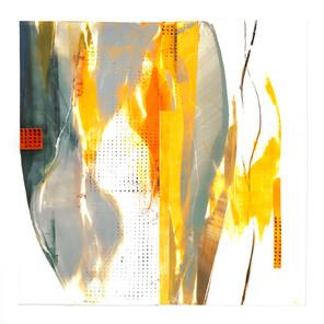 "Coronoa Collage 8, 10""x10"", SOLD"