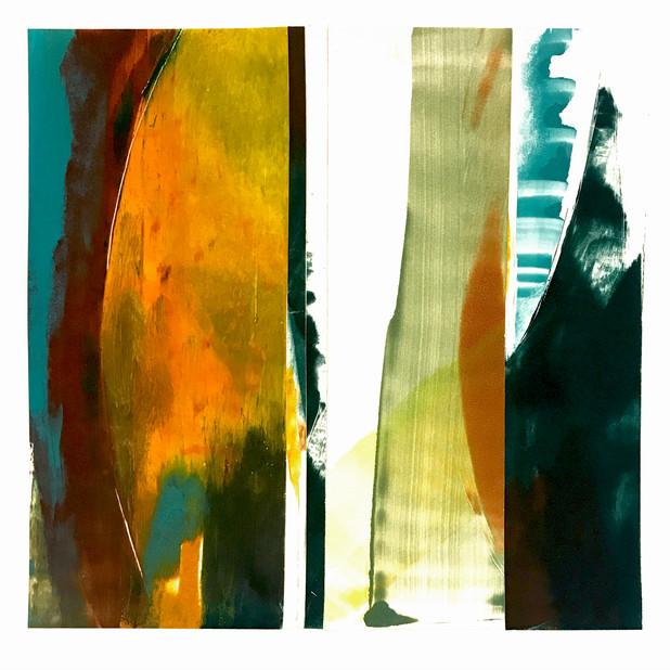 "Coronoa Collage 2, 10""x10"""