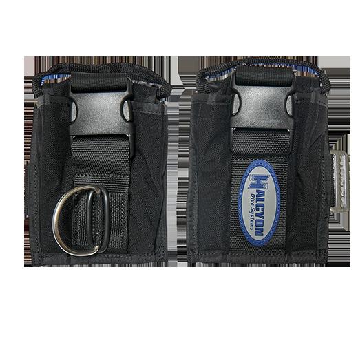 Tasca Porta pesi integrata (Active Control Ballast)