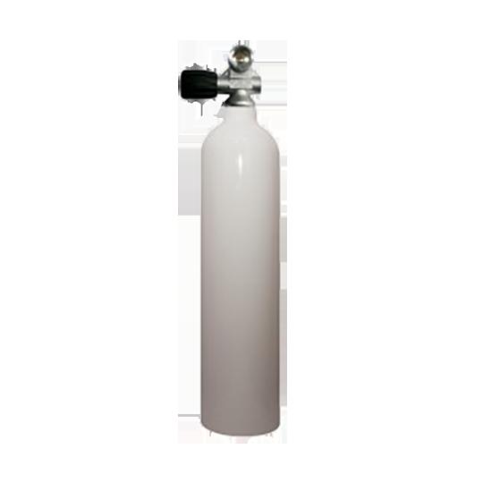 Bombola acciaio 7 litri