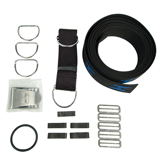 Imbragatura Secure Harness completa