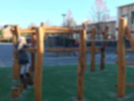 robinia speeltoestellen